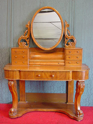 Victorian Duchess Dressing table - Country Homes Antiques