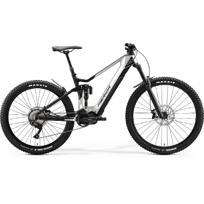 MERIDA '20 eONE SIXTY 5000 SILK TITAN/MATT BLACK