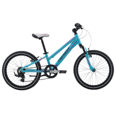 MERIDA KIDS MATTS J20 GIRLS BLUE (PINK/GREY) BIKE
