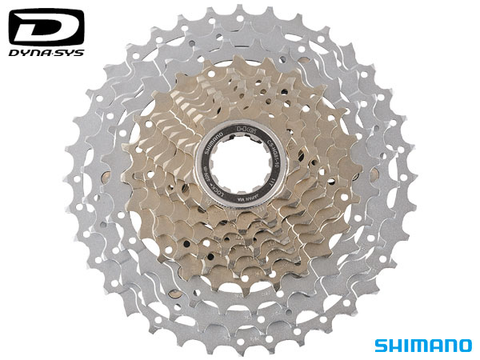 SHIMANO SLX CS-HG81 10 SPEED 11-36T CASSETTE