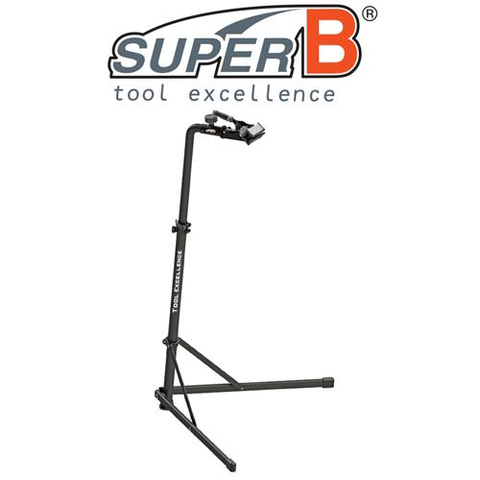 SUPER-B ESSENTIAL BICYCLE REPAIR STAND (SUIT E-BIKE)