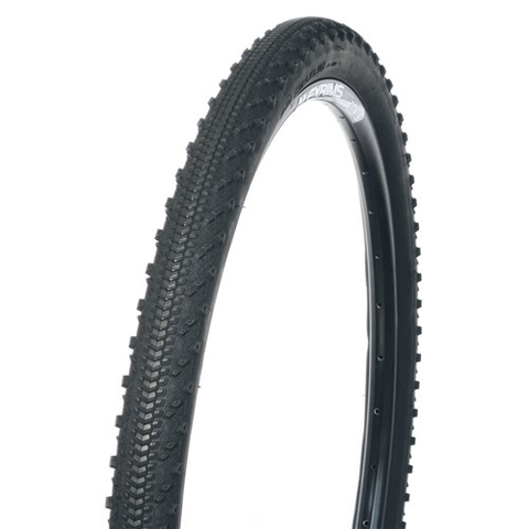 "CST GRITTY SLICKER 27.5 X 1.95"" WITH FLAT FIGHTER TYRE"