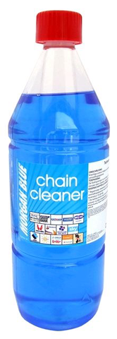 MORGAN BLUE CHAIN CLEANER & VAPORIZER 1 LITRE