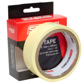 STANS NO TUBES TUBELESS 10YD X 33MM RIM TAPE