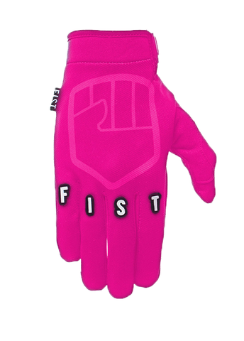 FIST GLOVES STOCKER PINK