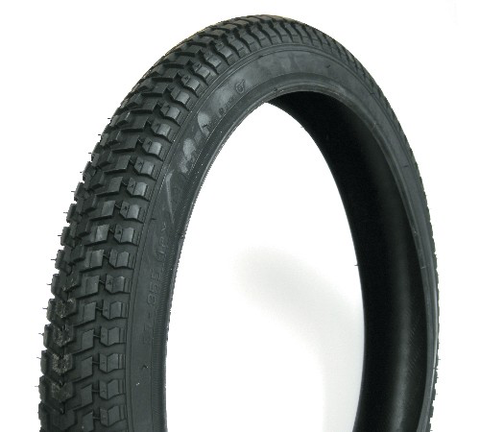 "BC SNAKE BELLY TREAD 18 x 2.125"" BLACK TYRE"