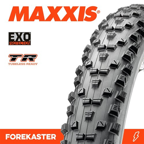 "MAXXIS FOREKASTER 29 X 2.35"" TR EXO FOLD 120TPI"