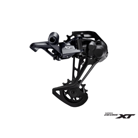 SHIMANO XT RD-M8100 12 SPEED SHADOW+ LONG 51t MAX REAR DERAILLEUR