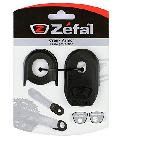 ZEFAL CRANK ARMOUR BLACK