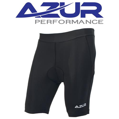 AZUR SPORT LADIES BLACK KNICKS