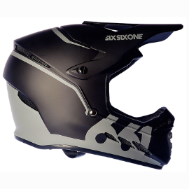 661 RESET HELMET MIDNIGHT BLACK