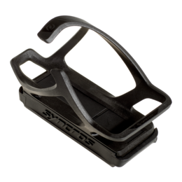 SYNCROS TAILOR CAGE 3.0 BOTTLE CAGE BLACK - LEFT