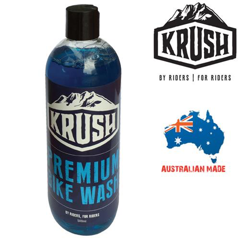 KRUSH PREMIUM BIKE WASH 500 ML