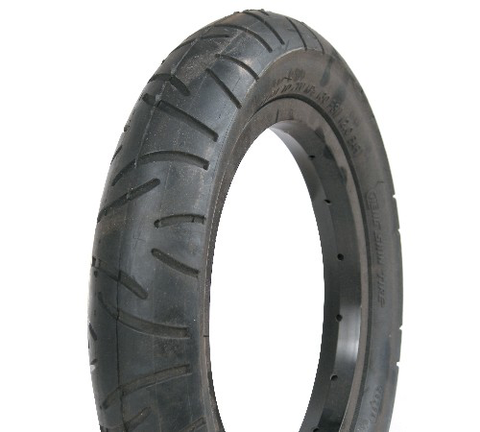 "FREEDOM HEAVY DUTY 12-1/2 X 2-1/4"" BLACK TYRE"