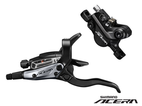 SHIMANO ACERA BR-M3050 DISC BRAKE REAR LEFT 1700MM WITH 3 SPEED SHIFT LEVER W/O ROTOR