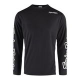 TROY LEE DESIGNS '21 YOUTH SPRINT LS JERSEY BLACK