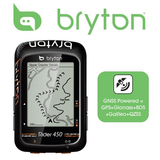 BRYTON RIDER 450E - GNSS CYCLE COMPUTER