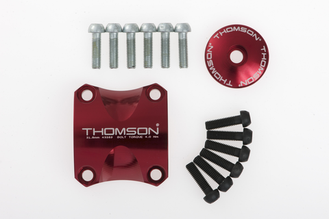 THOMSON ELITE X4 STEM RED DRESS UP KIT