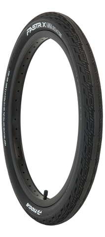 "TIOGA FASTR X - BLACK LABEL 20 x 1.60"" TYRE"