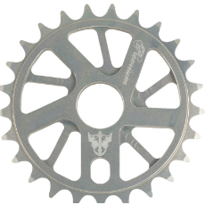 PREMIUM PRODUCTS GNAR STAR 25T SILVER SPROCKET