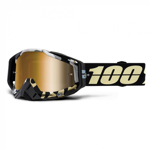 100% GOGGLES THE RACECRAFT