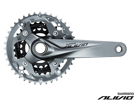 SHIMANO ALIVIO FC-M4050 175mm 40-30-22 HOLLOWTECH CRANKSET
