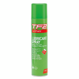 LUBE WELDTITE TF2 AEROSOL SPRAY WITH TEFLON 400ML