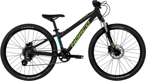 "NORCO '19 YOUTH CHARGER 24"" BLACK/GREEN"