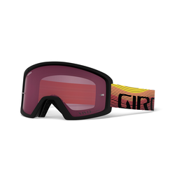 GIRO BLOK RED/GREY GOGGLES