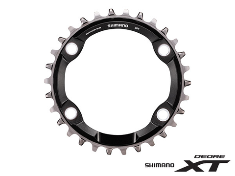 SHIMANO XT SM-CRM81 32T for FC-M8000-1 CHAINRING