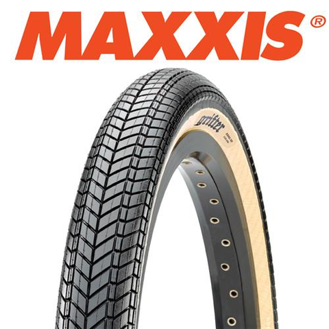 "MAXXIS GRIFTER 20 X 2.30"" SKINWALL FOLD 60TPITYRE"