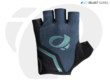 PEARL IZUMI SELECT FINGERLESS GLOVES MIDNIGHT NAVY/ARTIC