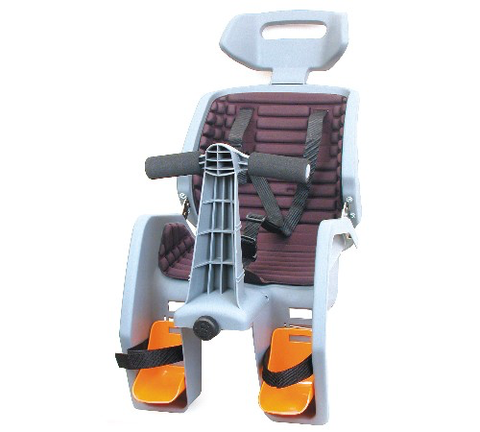"BETO DELUXE BABY SEAT 29""/700C INCLUDES RACK (DISC BRAKE COMPATIBLE)"