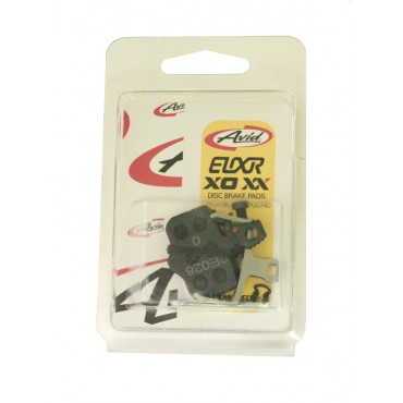 SRAM LEVEL-T/TL (AVID ELIXIR) ORGANIC COMPOUND DISC BRAKE PADS
