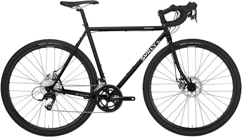 SURLY STRAGGLER SRAM BLACK