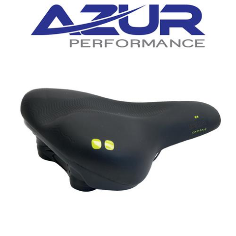 AZUR DELTA PRO SADDLE BLACK