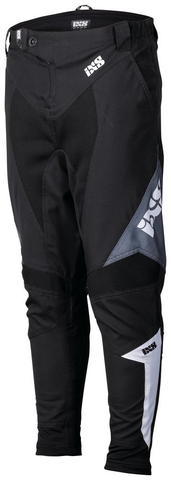 IXS VERTIC 6.2 YOUTH PANTS BLACK