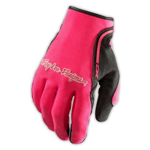 TLD XC GLOVES PINK