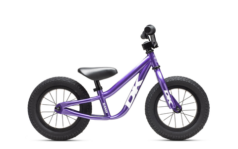 DK BICYCLES NANO BALANCE BIKE PURPLE