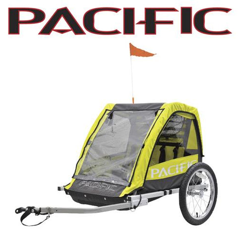 PACIFIC 2 CHILD TRAILER