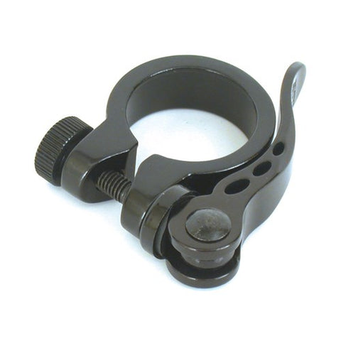 BIKECORP 34.9 WITH Q/R SEAT CLAMP BLACK