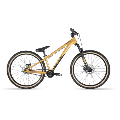 "NORCO YOUTH 24"" RAMPAGE 4.2 GOLD/BLACK"