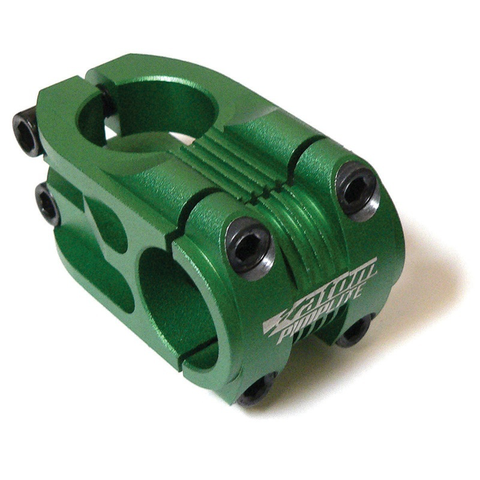 "ATOMLAB PIMPLITE 1-1/8"" 38x25.4mm GREEN STEM"