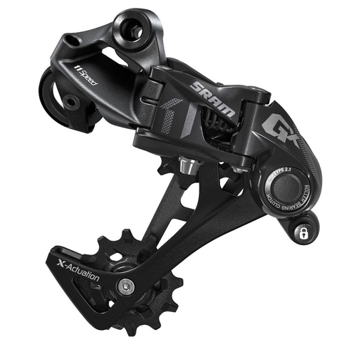 SRAM GX 11 SPEED LONG CAGE BLACK REAR DERAILLEUR