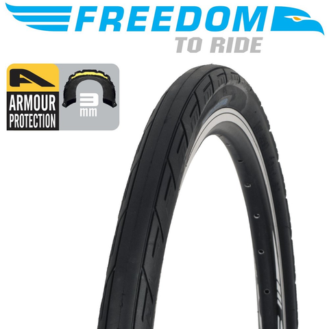 "FREEDOM ROADRUNNER 26x1.9"" ARMOUR PROTECTION TYRE"