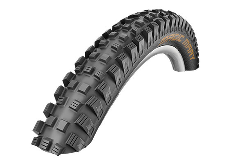 "SCHWALBE MAGIC MARY 27.5 X 2.35"" EVO SUPER GRAVITY TLE TYRE"