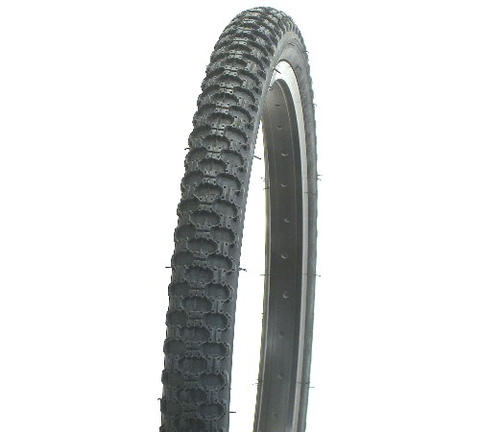 "CST BMX COMP III COPY 20 X 2.125"" BLACK TYRE"