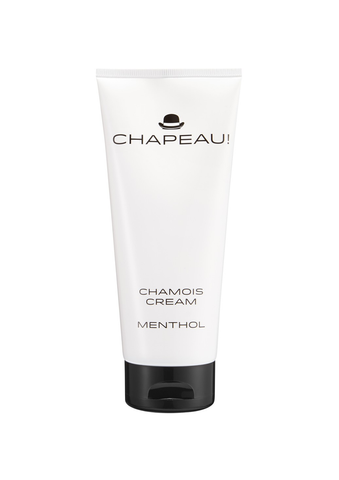 CHAPEAU! MENTHOL CHAMOIS CREAM 200ML