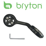 BRYTON OUT FRONT ALLOY HANDLEBAR MOUNT BLACK