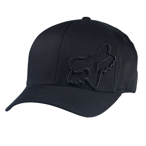 FOX HAT FLEX 45 FF BLACK/BLACK S/M